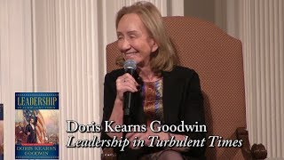 "Doris Kearns Goodwin, ""Leadership In Turbulent Times"" (w/ Ezra Klein)"
