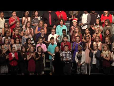 Northley Middle School Winter Concert 2016