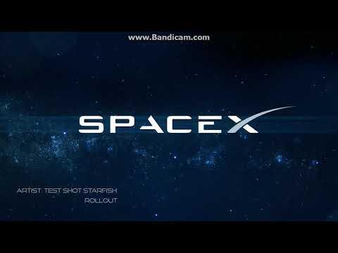 SpaceX Webcast Music Falcon Heavy Test Flight 06.02.2018