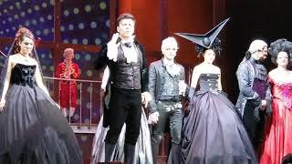 181011 Mozart L'Opéra Rock TAIPEI 搖滾莫札特 台北 首演