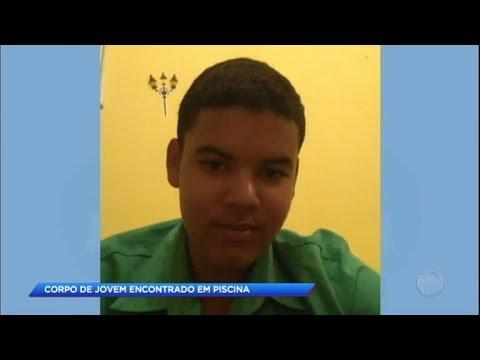 Corpo de jovem desaparecido é encontrado em piscina