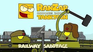 Tanktoon: Railway Sabotage. RanZar