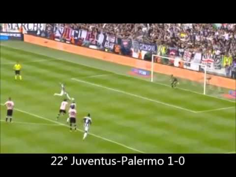 Arturo Vidal ● All Goals  ● | Juventus F.C |