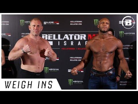 Weigh Ins | Bellator 234