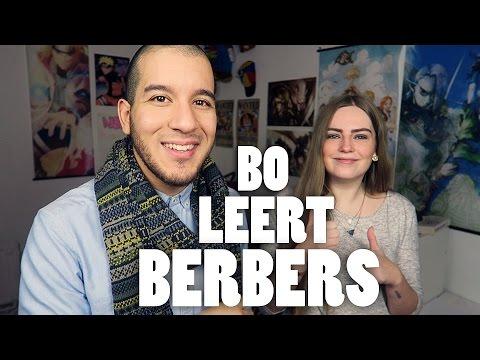 Een Belg (Bo Baesen) Berbers Leren!