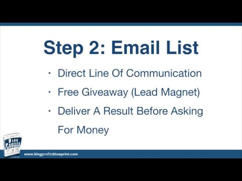 The 3 Core Components Your Blog Business Needs To Make Money Video