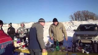 Встреча Хонда CRV 28.01.2012 (видео 3)(, 2012-01-29T19:35:52.000Z)