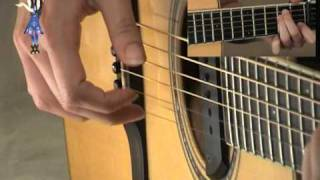 Scarborough Fair Fingerstyle Guitar Lesson