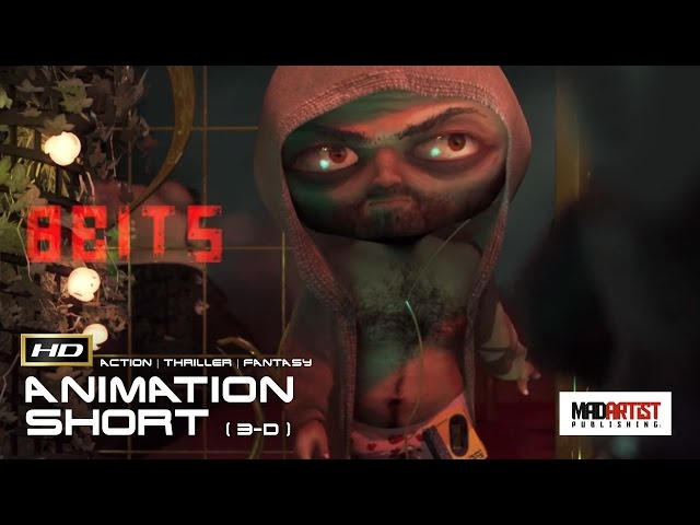 8BITS | See exactly what's like to be in inside a video game - 3D CGI Animation by Supinfocom