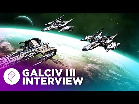 20 Minutes with Galactic Civilizations 3's Lead Designer
