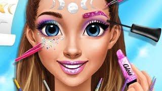 Hannah Summer Beach Vacation High School Teen Crush Makeup, Dress UP Nail Care Makeover Kids & Girls