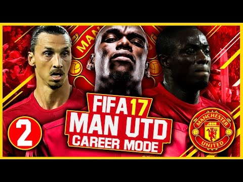 FIFA 17 Career Mode: Manchester United #2 - Scouting A Future Star (FIFA 17 Gameplay)