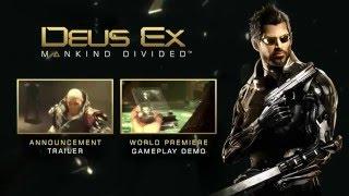 Deus Ex Mankind Divided Дата выхода23082016 Системные требования Deus Ex Mankind Divided Рекомендованные требования Операцио