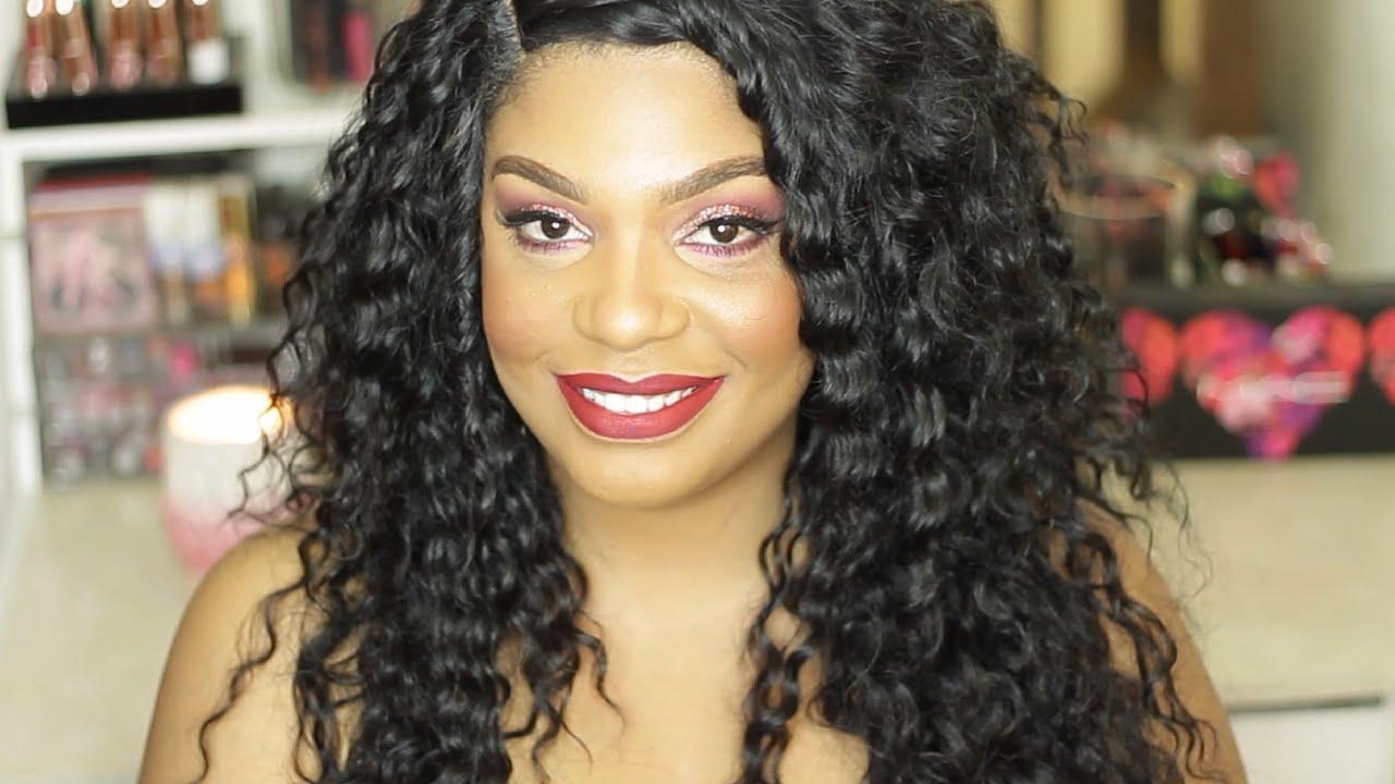 Outre Batik Peruvian Lace Front Wig Review