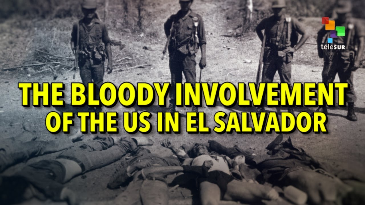 Image result for PHOTOS OF US SOLDIERS COLONIZING EL SALVADOR