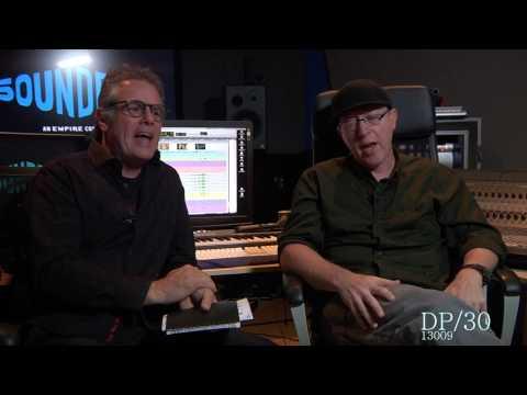 DP30: Django Unchained, sound editor Wylie Stateman, sound designer Harry Cohen