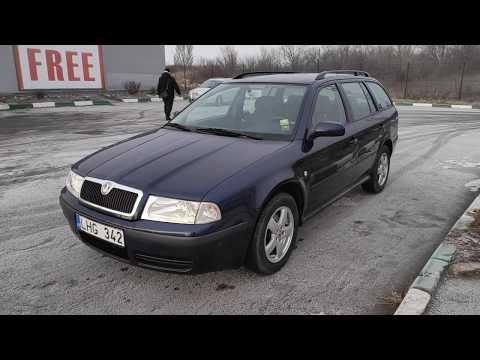 Skoda Octavia 2004г. 1.9л дизель 66 кВт