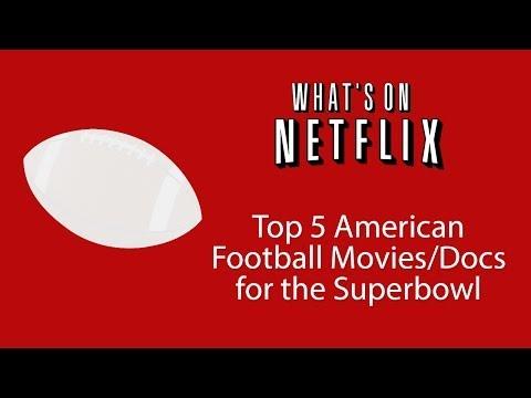 Best American Football Movies on Netflix