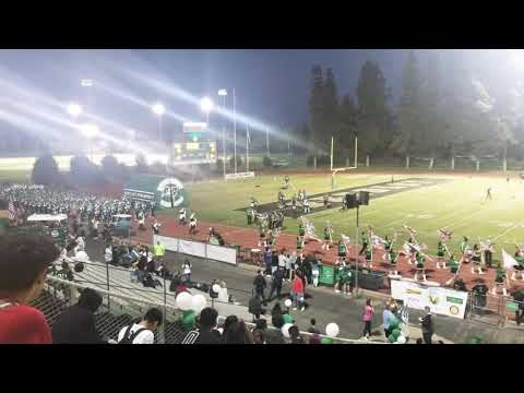 Reedley High School Marching Band | Homecoming 2018