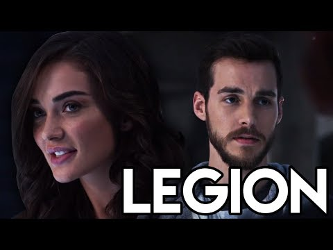 Supergirl 3x09 - Mon-El Is the Leader of The Legion of Superheroes