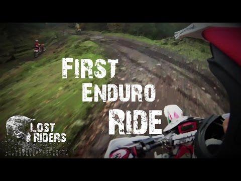 First Enduro Ride - Gas Gas ec300 - Husqvarna 510 - Honda CRF 250