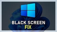Windows 10 - Random Black Screen FIXED (2019)