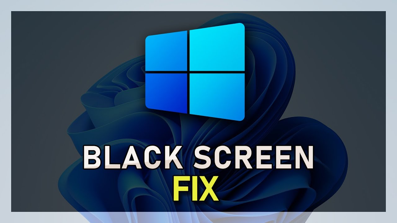 Windows 10 - Random Black Screen FIXED (2019)