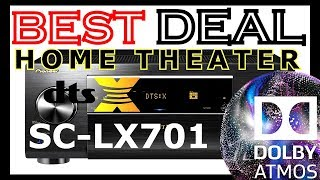 PIONEER ELITE SC – LX701 / REVIEW & FIRST IMPRESSIONS / HOME THEATER