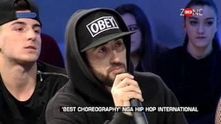 Zone e lire - 'Best choreography' nga Hip Hop International! (22 janar 2016)