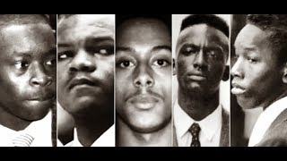 Central Park 5 & The system that targeted them