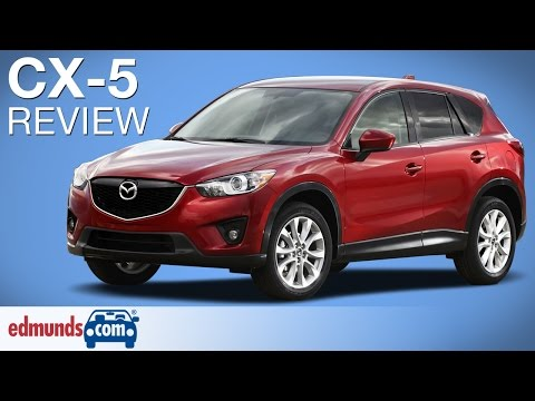 2015 Mazda CX-5 Review | Edmunds.com