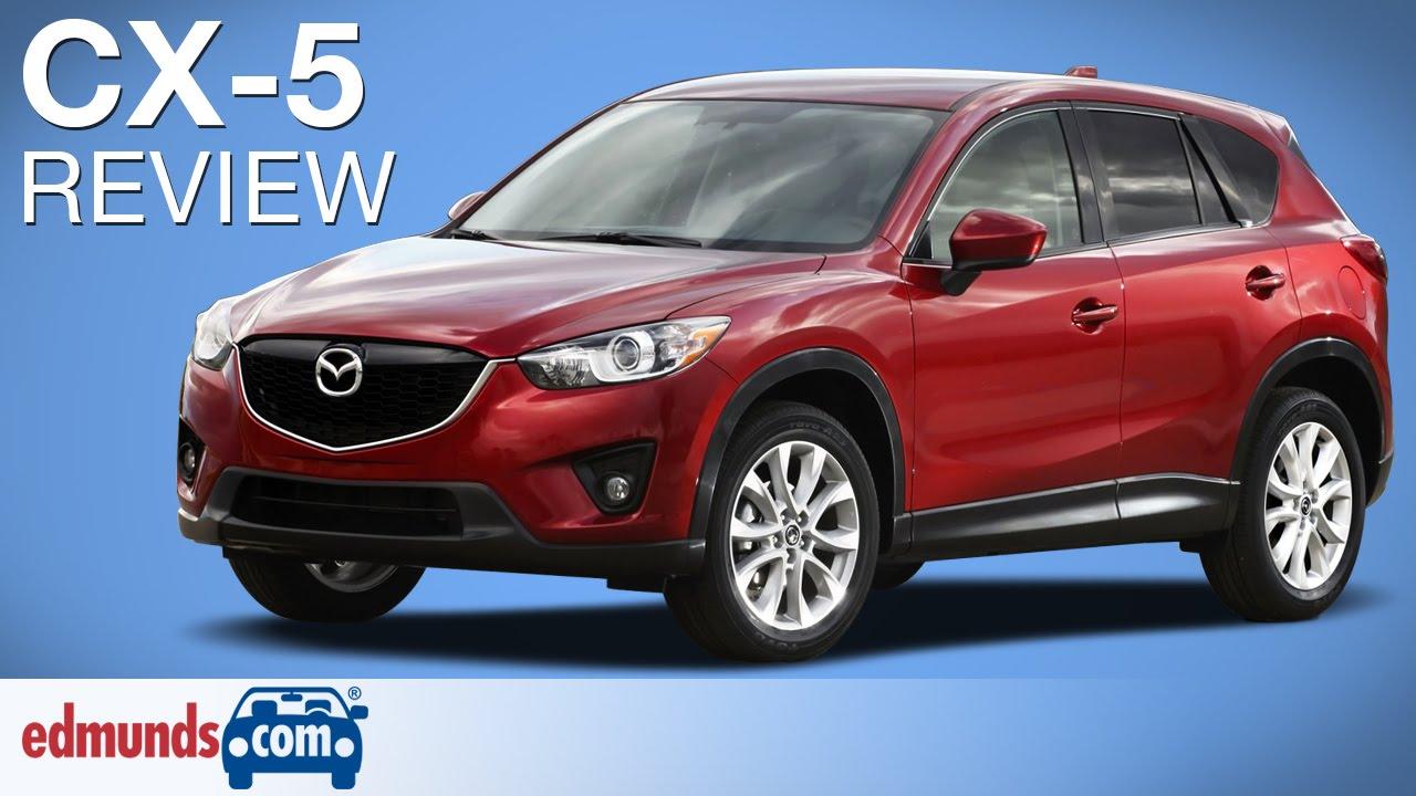 2015 Mazda CX 5 Review | Edmunds.com   YouTube