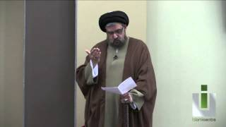 Eclipses and Natural Events; Mixing Religion and Culture - Maulana Syed Muhammad Rizvi