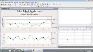 Gráficos de Control (ejercicio 1)