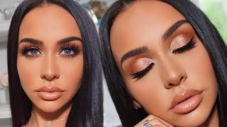 Video GET READY WITH ME: CARLI BYBEL DELUXE EDITION PALETTE download MP3, 3GP, MP4, WEBM, AVI, FLV Juni 2018