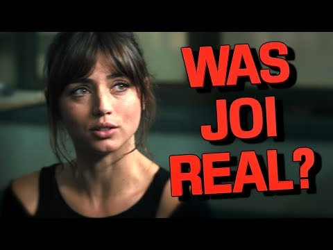 Was Joi Real or Fake? | Blade Runner 2049 Explained