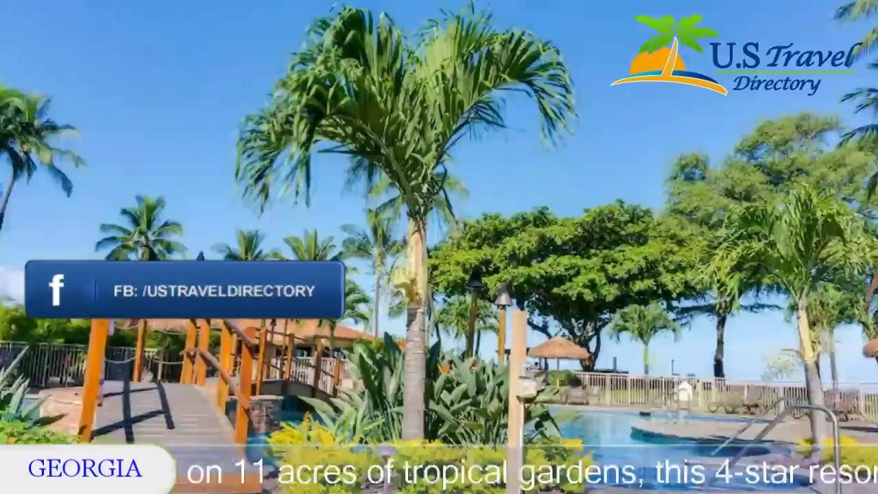 Aston Maui Kaanapali Villas - Lahaina Hotels, Hawaii - YouTube