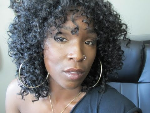 NATURAL HAIR : PRODUCT REVIEW OF TIGI CATWALK CURLS COLLECTION