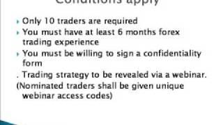 Forex Trading - Secret Millionaire