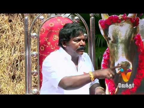 Sarathkumar's Sandamaarutham special interview
