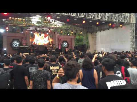 Kryptos Mosh inducer - Bangalore Open Air 2017