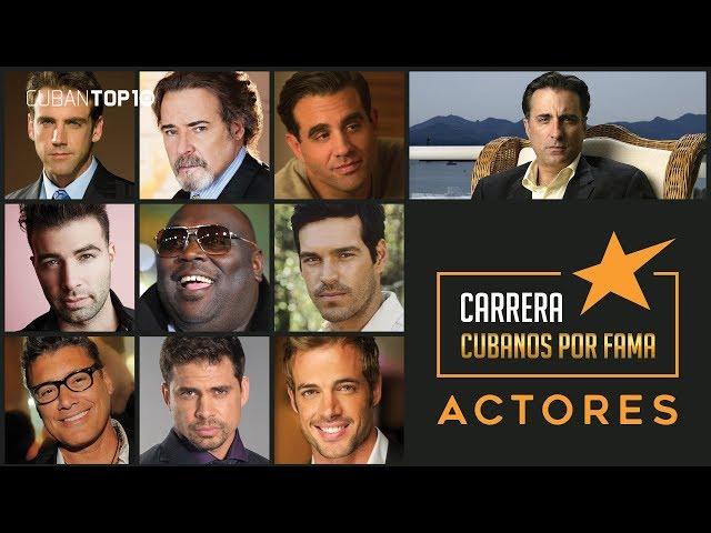 Top10 Actores Cubanos más Famosos ? Vivos