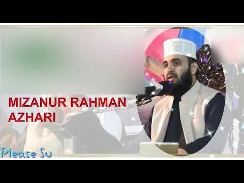 Hajar O Betha Bedonar Pore, Mizanur Rahman Ajhari