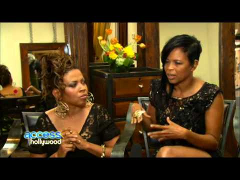 En Vogue Dawn Robinson Maxine Jones discuss group's fallout