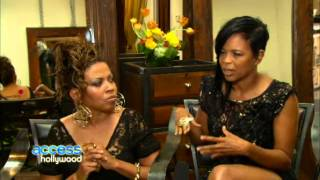 En Vogue Dawn Robinson Maxine Jones discuss group