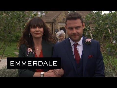 Emmerdale - Robert and Aaron's Wedding Begins