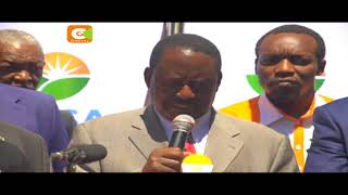 Raila asisitiza hawana imani na IEBC