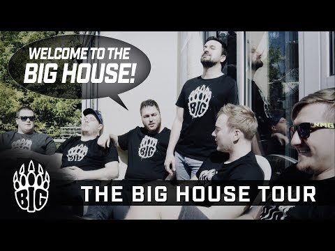 Welcome to the BIG HOUSE!