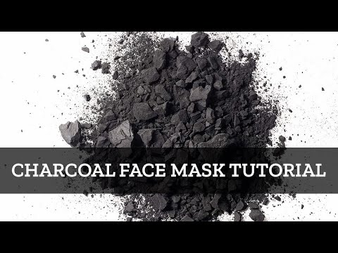 How To Use An Activated Charcoal Face Mask