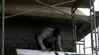 Установка Карнизов (фасадный декор)(В этом видео мы покажем, как надо снимать размеры и устанавливать карнизы, используя фасадный декор с предв..., 2011-03-17T12:11:32.000Z)